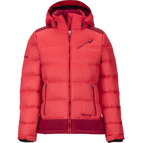 Marmot Sling Shot Jacket Women Scarlet Red/Sienna Red